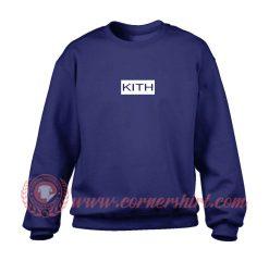 Kith Justin Bieber Sweatshirt