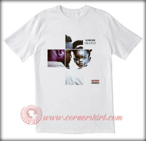 Sarkodie Highest Albums T Shirt