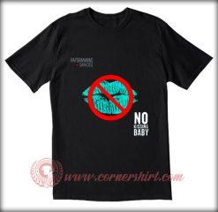 Sarkodie No Kissing Baby T Shirt