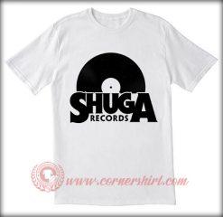 Trevor Jackson Shuga Records Tshirt