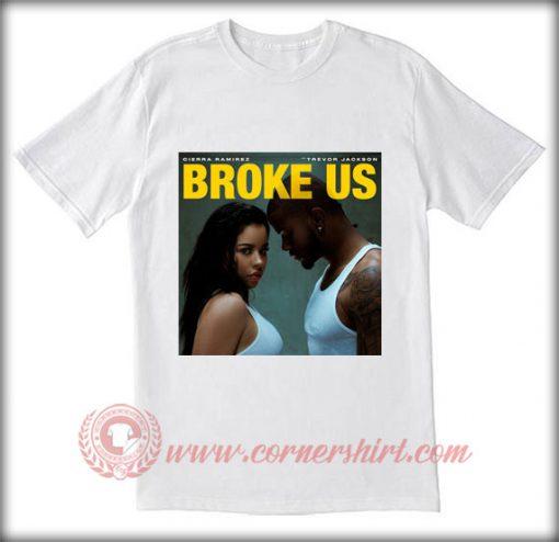Trevor Jackson Broken Us T Shirt