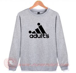 Adults Adidas Parody Sweatshirt