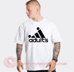 Adults Adidas Parody T Shirt