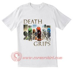 Bionicle Death Grips T Shirt