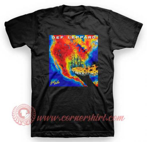 Def Leppard First Strike T Shirt