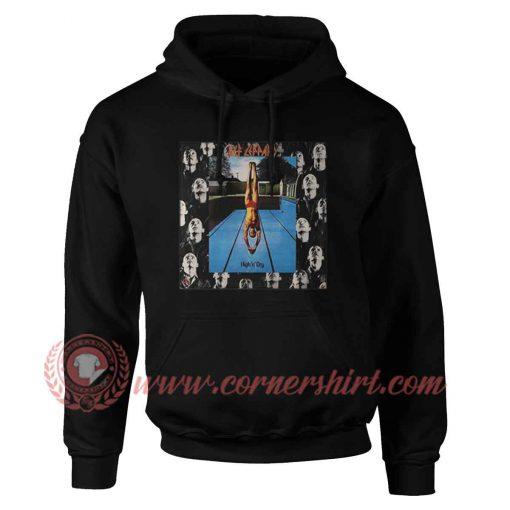 Def Leppard High N Dry Hoodie