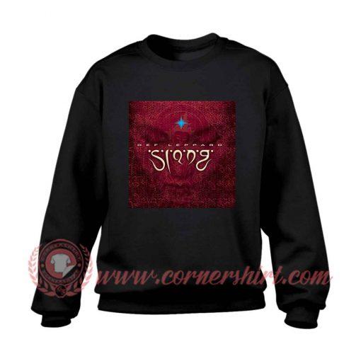Def Leppard Slang Sweatshirt