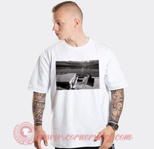 Elton John At Dodger Stadium T Shirt