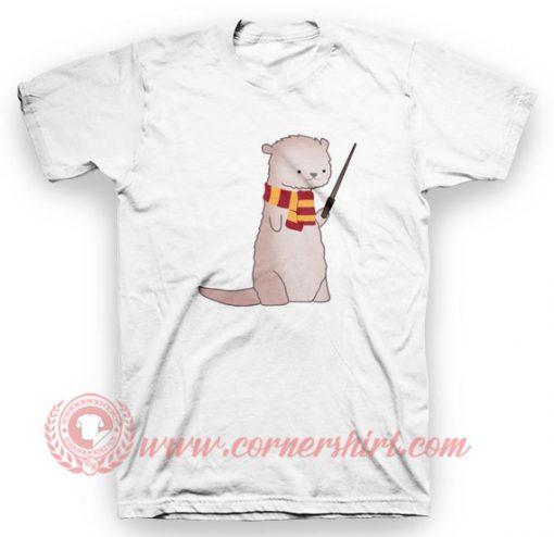 Harry Pawter Otter T Shirt