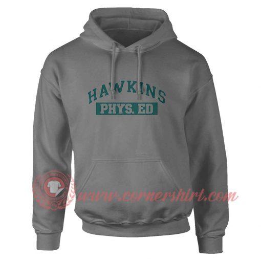 Hawkins Phys ED Hoodie