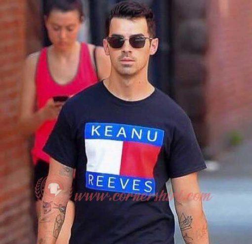 Keanu Reeves Joe Jonan T Shirt