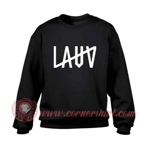 Lauv Logo Sweatshirt