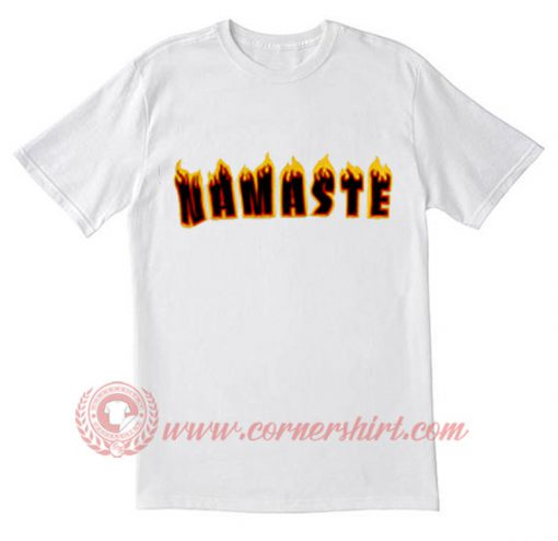 Sandro Namaste T Shirt