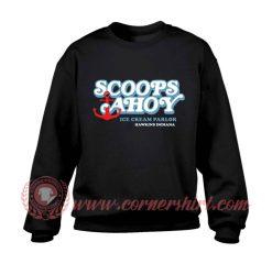 Scoops Ahoy Ice Cream Sweatshirt
