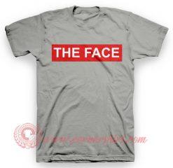 The Face T Shirt