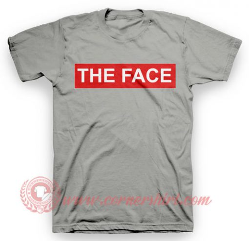 The Face T Shirt