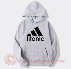 Titanic Adidas Parody Hoodie