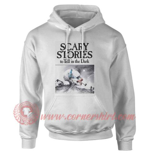 Scary Stories To Tell In The Dark Poster Hoodie
