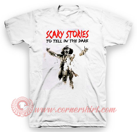 Scary Stories To Tell In The Dark T Shirt