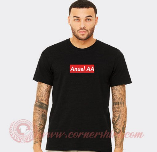 Anuel AA T Shirt