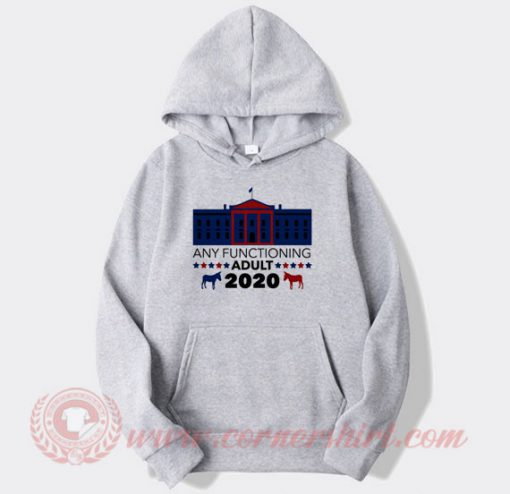 Any Functioning Adult 2020 Hoodie
