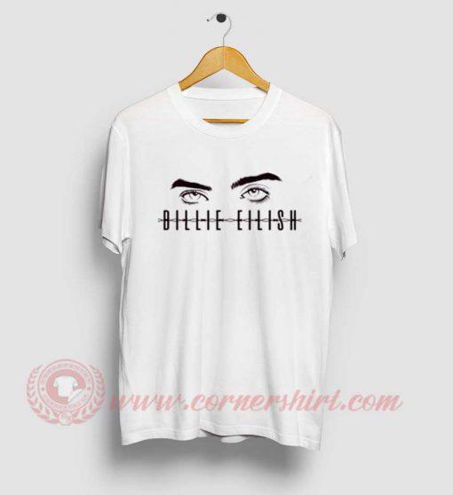 Billie Eilish Eyes T Shirt