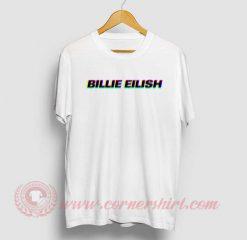 Billie Eilish Pop Art T Shirt
