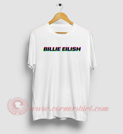 Billie Eilish Pop Art T Shirt