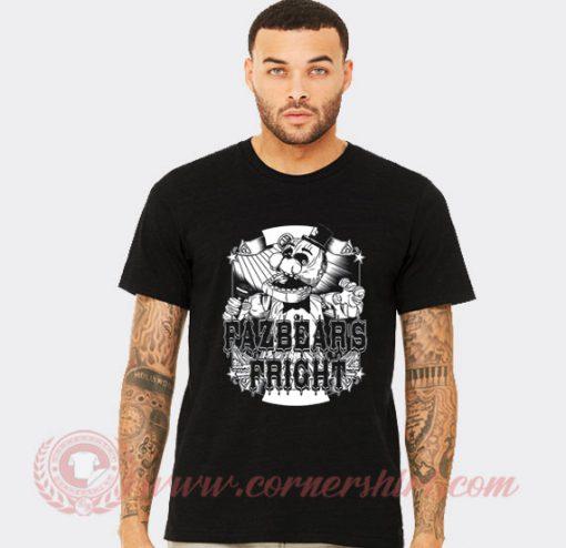 Fazbear's Fright FNAF 3 T shirt