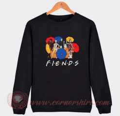 Friends Tv Show Halloween Sweatshirt