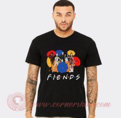 Friends Tv Show Halloween T shirt