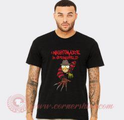 Homer Halloween T shirt