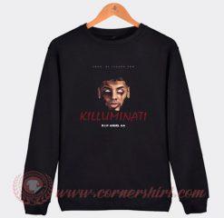 Killuminati RIP Anuel AA Sweatshirt