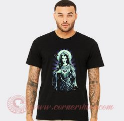 Jesus Lily The Munster T Shirt