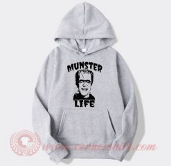 Munster Life Herman The Munster Hoodie