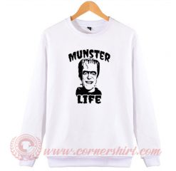 Munster Life Herman The Munster Sweatshirt