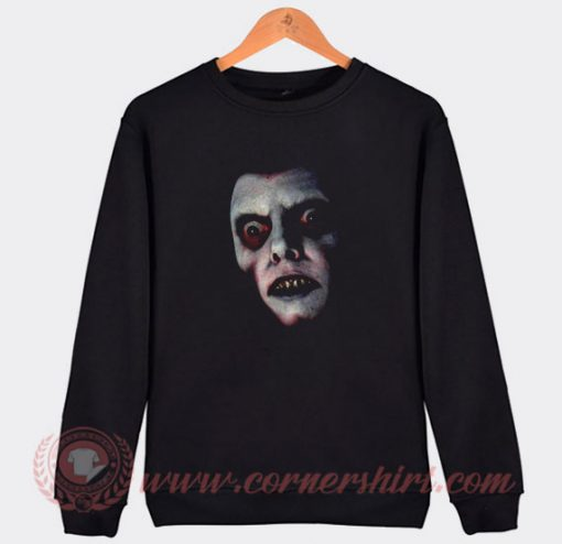 Pazuzu The Exorcist Sweatshirt
