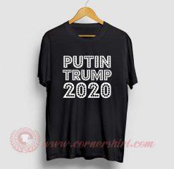 Putin Trump 2020 T Shirt