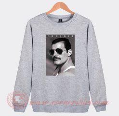 Queen Freddie Mercury Sweatshirt