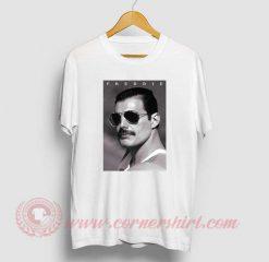 Queen Freddie Mercury T shirt