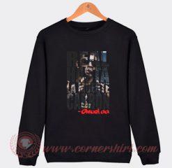 Real Hasta La Muerte Anuel AA Sweatshirt
