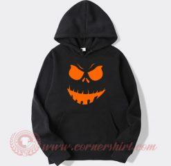 Scary Pumpkin Halloween Hoodie