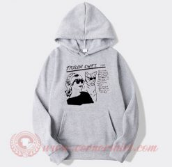 Taylor Swift Sonic Youth Style Hoodie