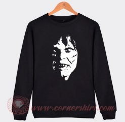 The Exorcist Linda Blair Sweatshirt