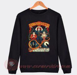The Sanderson Sisters Live Vintage Sweatshirt