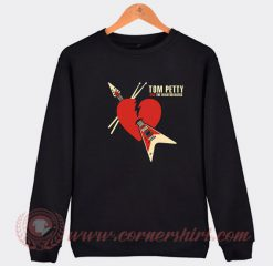 Tom Petty And The Heartbreakers Logo Sweatshirt