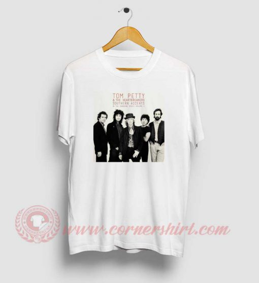 Tom Petty And The Heartbreakers Southern Accents T Shirt