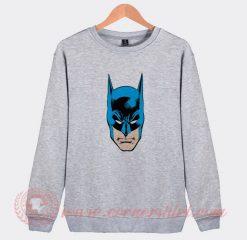 Vintage Batman Face Sweatshirt
