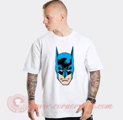 Vintage Batman Face T shirt