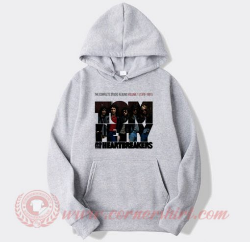 Tom Petty The Complete Studio Album Volume 1 Hoodie